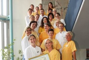 Rezertifizierung Babyfreundliche Klinik Weinheim