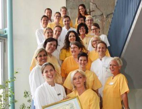 Weinheim: Geburtshilfe-Abteilung der GRN-Klinik als babyfreundlich rezertifiziert