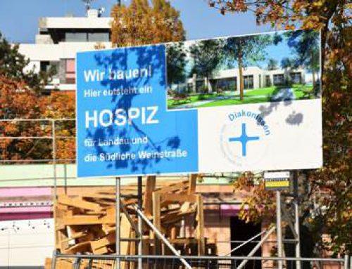 Landau: Zahnärzte spenden für stationäres Hospiz