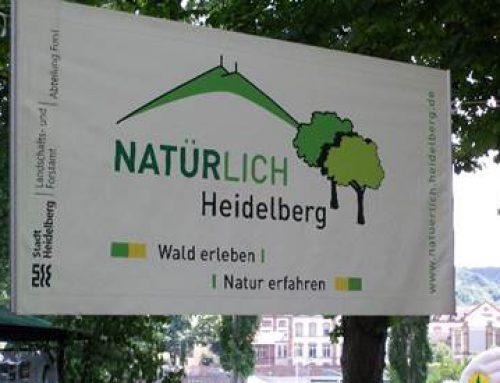 """Veranstaltungsreihe """"Natürlich Heidelberg"""" im November"""