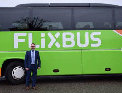Sinsheim ab sofort im Streckennetz von FlixBus