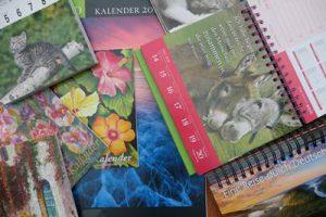 Alte Kalender