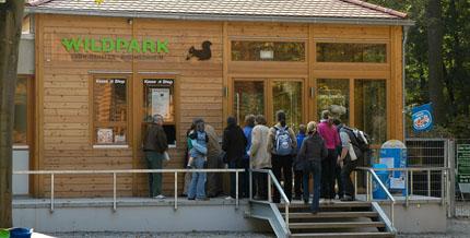 Wildpark Ludwigshafen-Rheingönheim