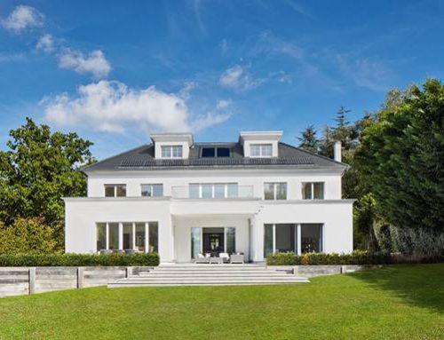 """Tradition trifft auf Moderne: Öko-Landhaus """"Atherton"""""""