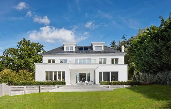 Öko-Landhaus Baufritz