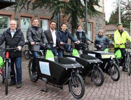 Bensheim: Großes Interesse an kostenloser E-Bike-Testaktion