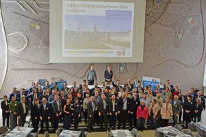 EUROCITIES-Treffen Karlsruhe