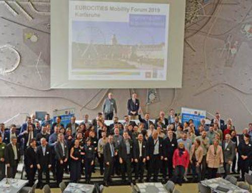 Mannheim beim EUROCITIES Mobility-Forum