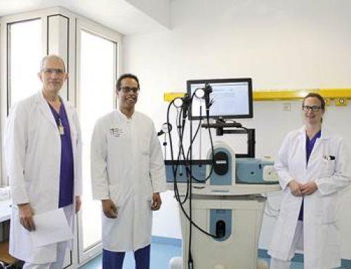 Mannheim: Endoskopie-Trainer verbessert Mediziner-Ausbildung