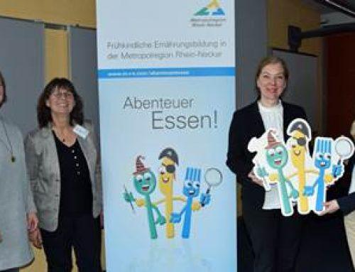 """""""Abenteuer Essen"""": Frühkindliche Ernährungsbildung in der Region"""
