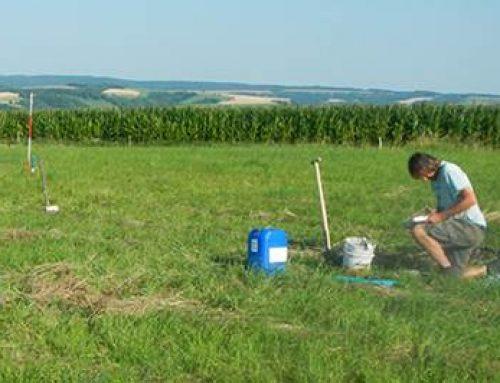 Rhein-Neckar-Kreis: Böden werden auf Schwermetalle untersucht