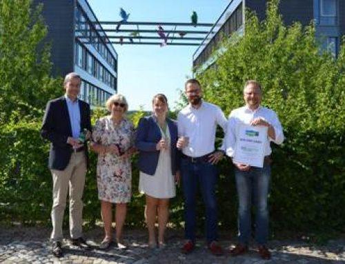 Studierendenwerk Vorderpfalz als offizieller Unterstützer der Fairtrade-Stadt Landau ausgezeichnet