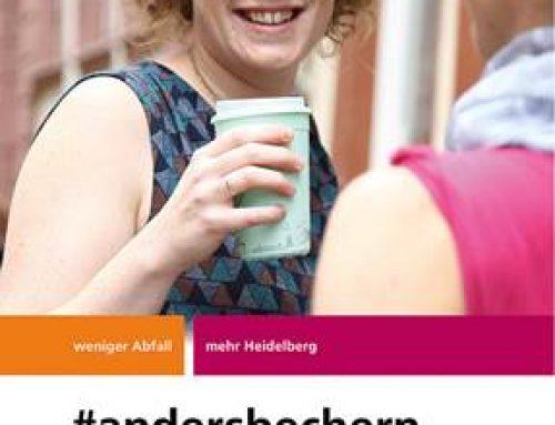 #andersbechern – Heidelberg liebt Mehrwegbecher