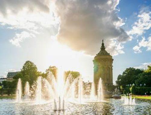 """Mannheim: Blick in das Wahrzeichen beim """"Tag des offenen Denkmals"""""""