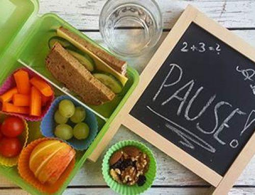 FORUM Ernährung gibt Tipps fürs Pausenbrot