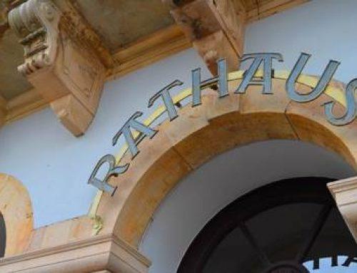 Landau: Renovierungsarbeiten – Abteilungen des Umweltamts vorübergehend im Rathaus