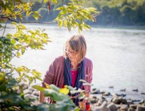 """Hessen: """"Rhine Cleanup"""" – Ministerin sammelte an Wiesbadener Rheinufer Müll"""