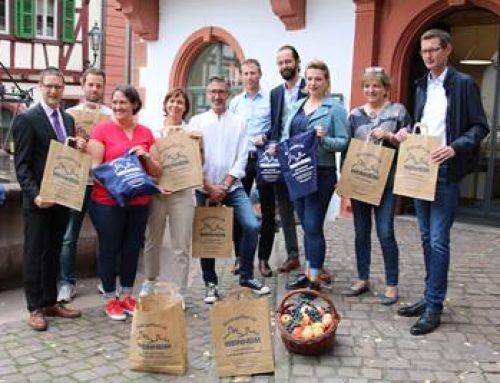 Weinheim auf dem Weg zur plastiktütenfreien Einkaufsstadt
