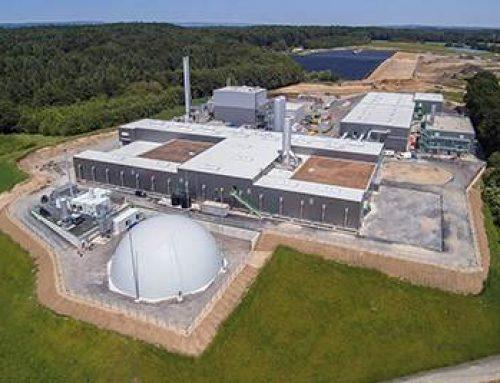 Sinsheim: AVR Bioabfallvergärungsanlage in Betrieb genommen