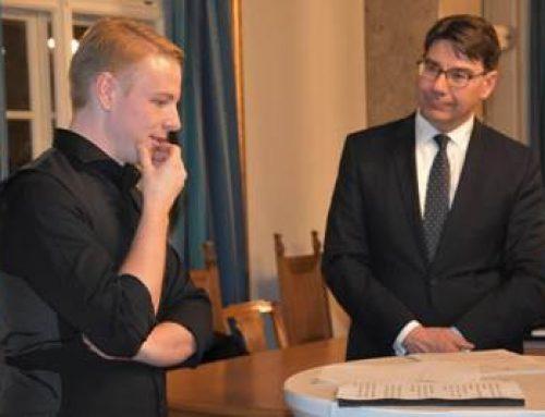 Stadt Landau: Lukas Hartmann ist neuer hauptamtlicher Beigeordneter