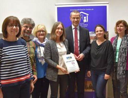 """""""Haus der Familie"""" jetzt offizieller Unterstützer der Fairtrade-Stadt Landau"""