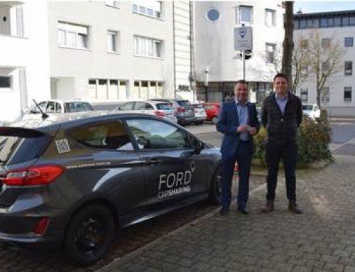 Zweites Carsharing-Auto in Sinsheim