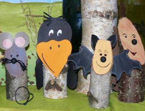 Landau: Kreativ-Workshop für Kinder in der Zooschule