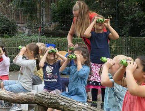 Landau: Kinderferienbetreuung im Zoo in den Winterferien und an Fasching
