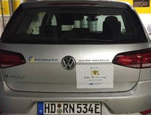 Rhein-Neckar-Kreis: Anteil von Fahrzeugen mit Elektro- oder Hybridantrieb steigt