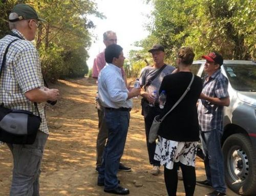 Delegationsreise in Mannheims Freundschaftsstadt El Viejo in Nicaragua