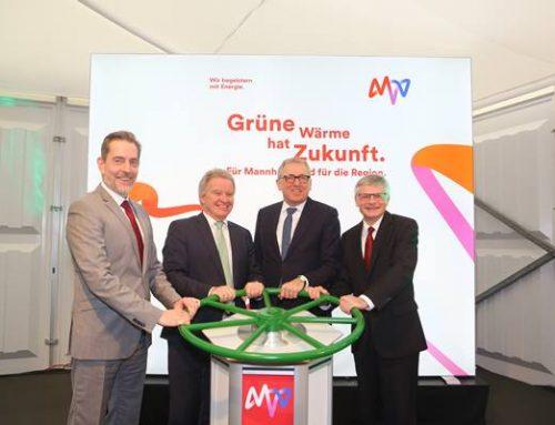 Mannheim / Region: Startschuss für die Grüne Wärme