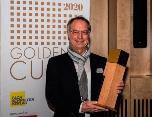 "Baufritz gewinnt Golden Cube Award in Kategorie ""Green Design"""