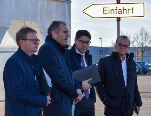 Für begründete Corona-Verdachtsfälle: Stadt Landau sowie Landkreise GER + SÜW errichten Diagnosezentrum