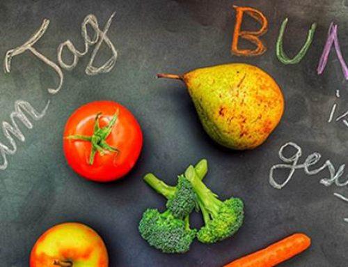 Tipps für ausgewogene Ernährung