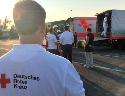 Landau: OB und DRK-Präsident Hirsch dankt DRK-Kreisverband