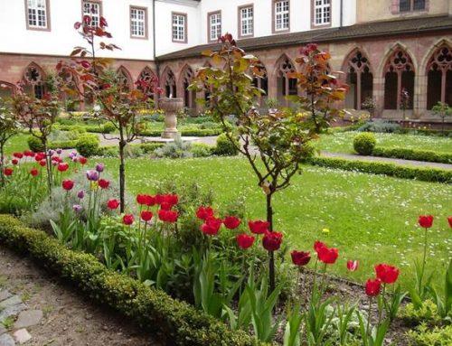 Landau: Kreuzgarten als Ausflugstipp