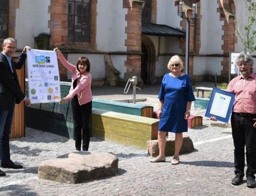 """Landau bleibt """"fair"""": Südpfalzmetropole als Fairtrade-Stadt rezertifiziert"""