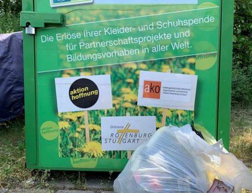 Baden-Württemberg: Hochwertige Verwertung von Alttextilien muss sichergestellt bleiben