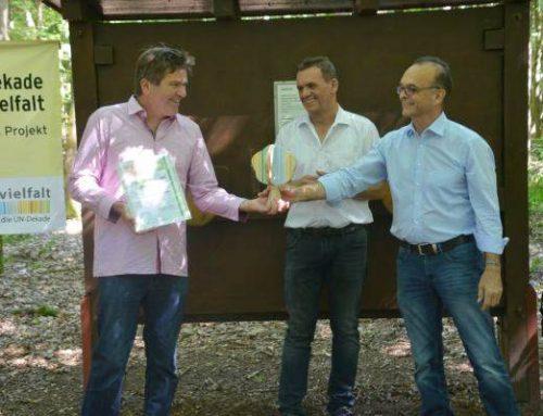 """Walderlebnispfad Ottersheim: Projekt der UN Dekade """"Biologische Vielfalt"""""""