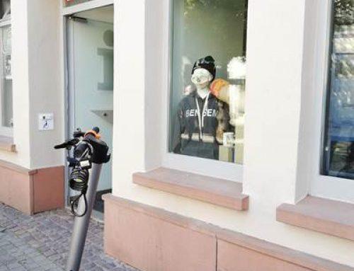 Bensheim: Mit dem E-Scooter die Stadt erkunden