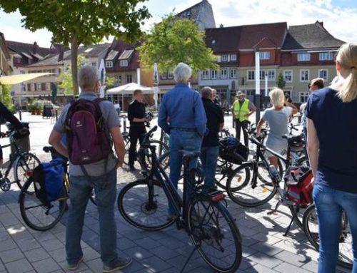 Landau: Großes Interesse an Stadtradeln-Touren mit Verkehrsdezernent Hartmann