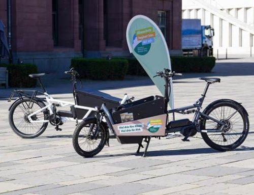 Hessen unterstützt Bürger bei der Anschaffung von Lastenrädern