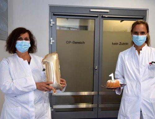 Ludwigshafen: Thoraxchirurgie im St. Marien- und St. Annastiftskrankenhaus feiert Geburtstag