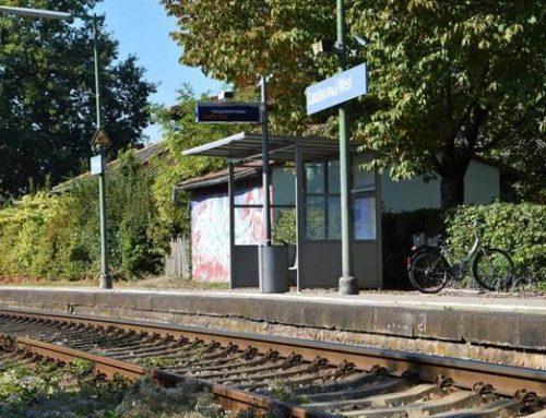 Landau baut Bahnhaltepunkt West zur barrierefreien Mobilitätsstation aus