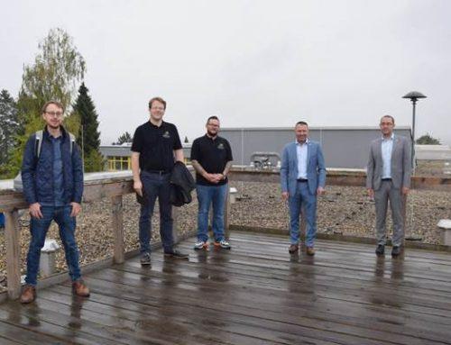 Sinsheim: Photovoltaik auf dem Schuldach