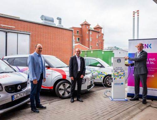 TWL, MVV und Stadtwerke Heidelberg starten gemeinsames e-Mobilitätsnetzwerk