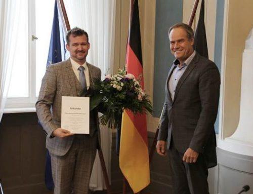 Heidelberg: Erster Klima-Bürgermeister in Baden-Württemberg im Amt