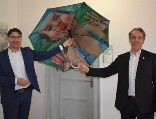 Landau: Austausch mit dem Präsidenten des Verbands Garten-, Landschafts- und Sportplatzbau