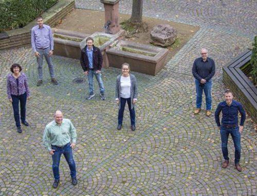 """Weinheim: """"Klimaschutz immer mitdenken"""""""