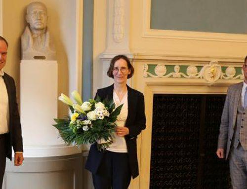 Heidelberg: Bärbel Sauer ist neue Verkehrsmanagerin